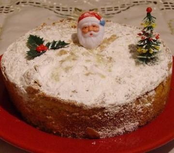Chiếc bánh của năm mới