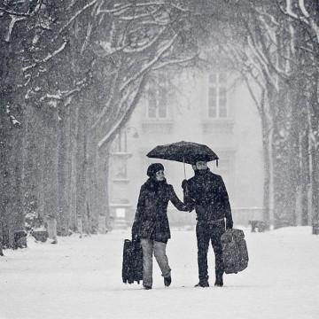 Mình yêu nhau bắt đầu từ một ngày có tuyết